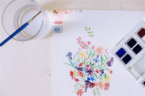 paper or paint how to choose the right type of watercolor paper