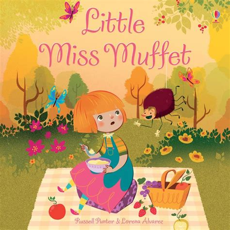 picture books miss muffet at usborne books at home
