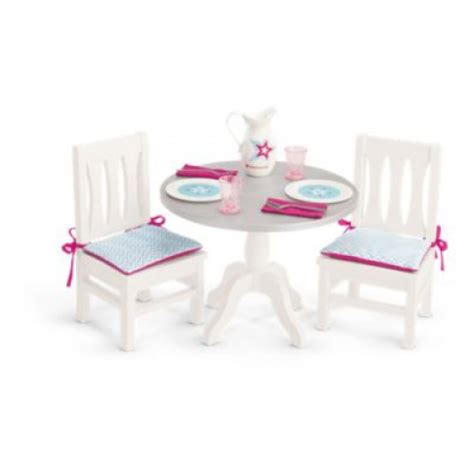 american doll table and chairs american dining table and chairs