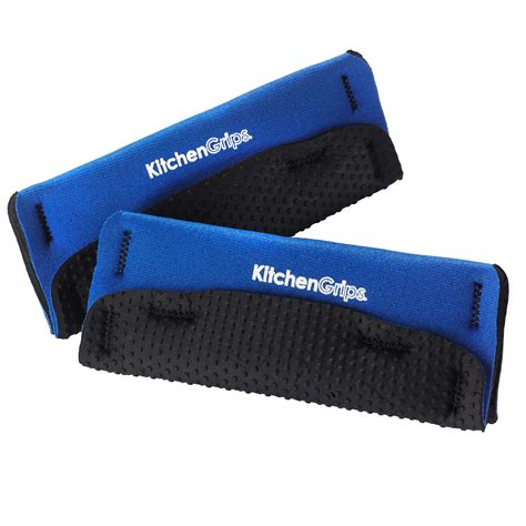 Kitchen Grips by Kitchen Grips Loop Handle Potholder 2 Blueberry Ebay