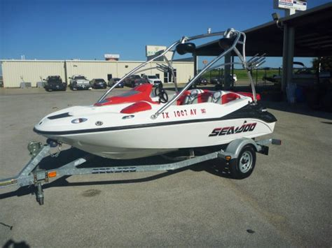 sea doo boats for sale tx sea doo 150 boats for sale in texas