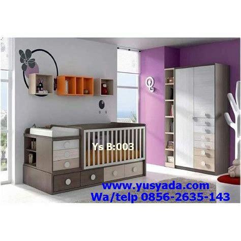 Tempat Tidur Bayi Kayu jual tempat tidur bayi minimalis kayu berkualitas yusyada