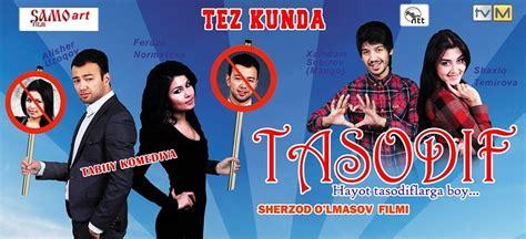 uzbek kino 2012 yangi new film tasodif yangi uzbek film 2013 tez kunda uzbek kino