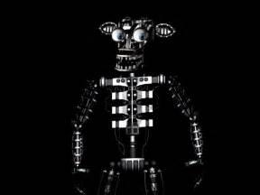 The endoskeleton fnaf2 fanmade by freddyfredbear on deviantart