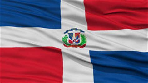 dominican republic flag closeup stock images image: 4235644