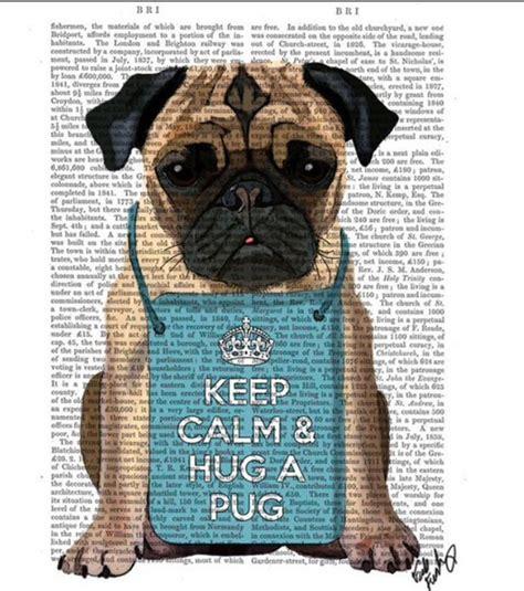 pug home accessories phone cover pugs poster keep calm home accessory home decor wheretoget