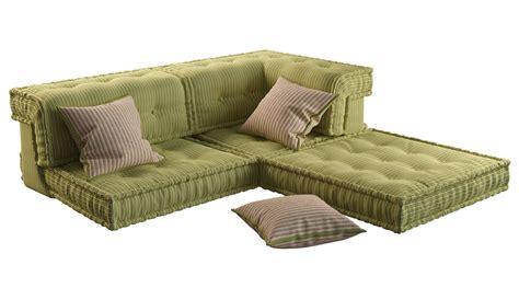 mahjong sofa roche bobois mah jong 3d model