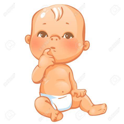 imagenes niños dibujos bebe recien nacido dibujo im 195 genes de archivo vectores