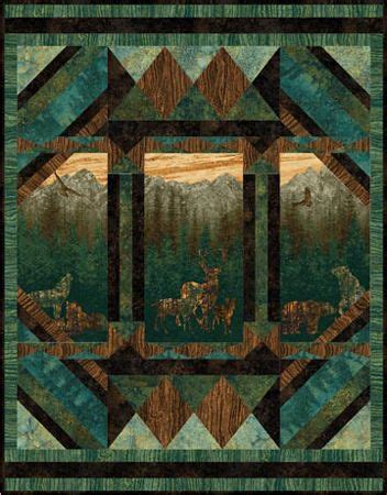 nature quilt pattern nine miles aspen nature quilt pattern written for
