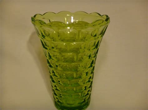 Large Green Vase green vase large green vase celery green vase by