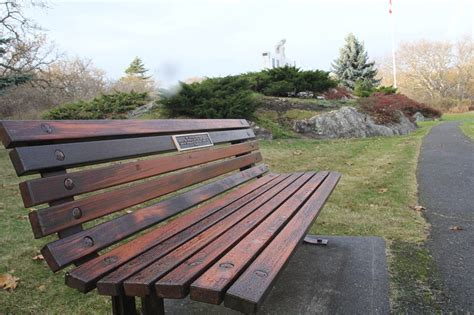 memorial benches canada oak bay implements new memorial bench policy bc local news