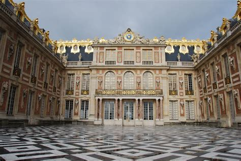 Home Interior Architecture by The Palace Of Versailles