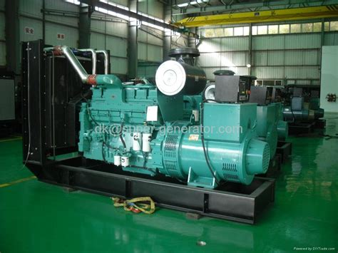 diesel generators cummins 590kva cummins generators kta19