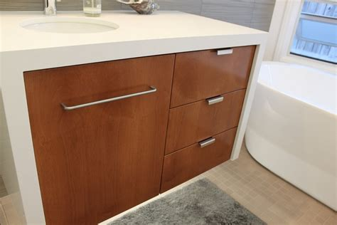 Recessed Kitchen Cabinets by New Recessed Drawer Pulls The Homy Design