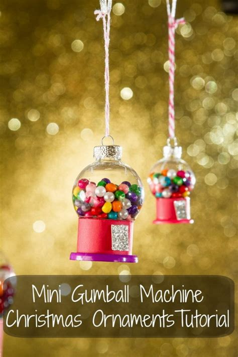 diy christmas ornament ideas tutorials hative