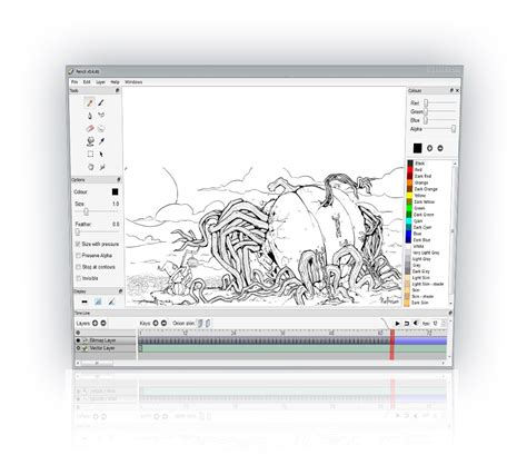 sketch software for windows pencil2d opensource animation software community about the pencil2d an open source