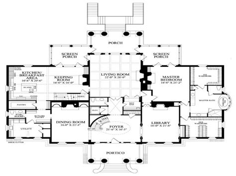 colonial homes floor plans southern colonial homes floor plans southern colonial