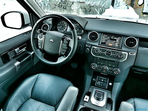 land rover lr4 inside 2016 land rover lr4 review slashgear