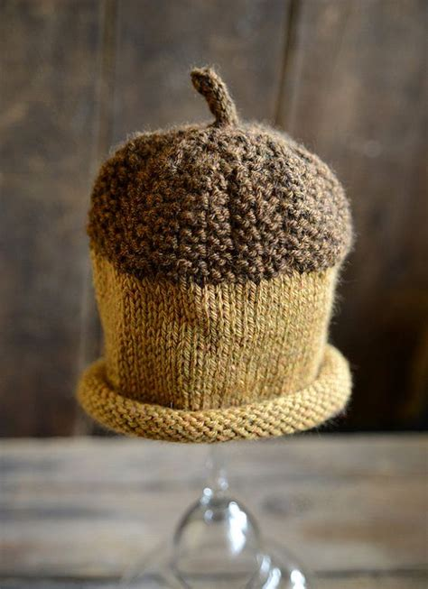 knit and crochet for fall acorns and squirrels free 17 best images about knitting crotcheting sewing on