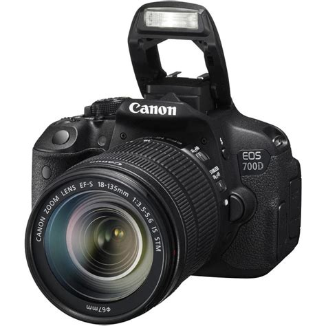 canon eos 700d 18 135mm is stm kit dslrs photopoint