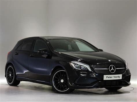 Class Black Mercedes A Class Black Www Pixshark Images