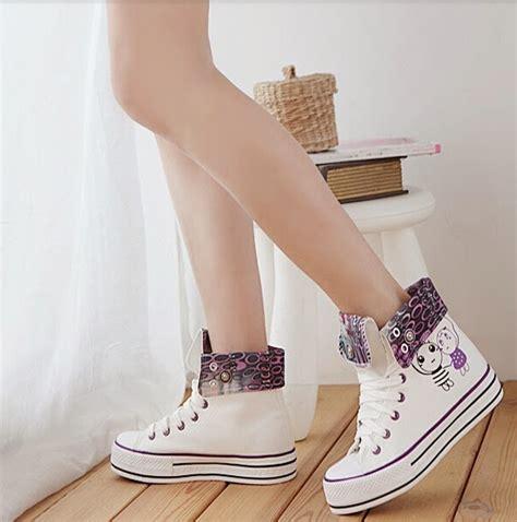 imagenes de zapatillas coreanas 100 modelos y estilo de zapatos para mujer a el estilo