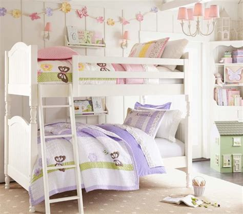 bunk beds pottery barn catalina twin over twin bunk bed pottery barn kids