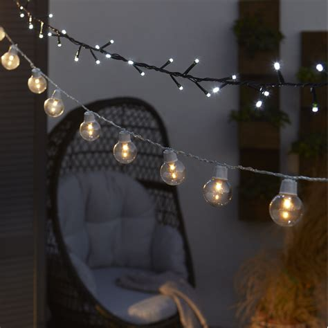 b q lights 21 creative outdoor string lights b q pixelmari