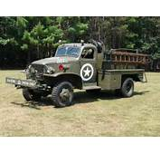 WWII Army Air Force Fire Engine1943 Chevyhad One In The