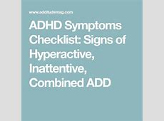 Best 25+ Adhd checklist ideas on Pinterest | Adhd ... Lesson Accommodations For Students With Adhd