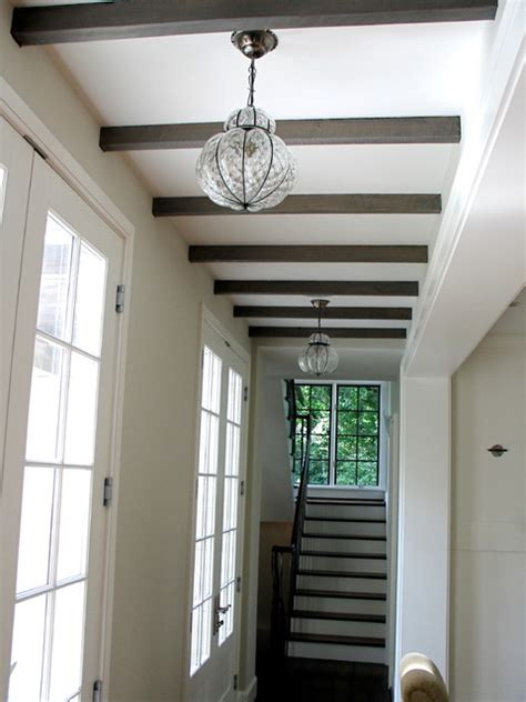 Foyer Hallway Foyer Hallway Lighting Traditional Chicago By