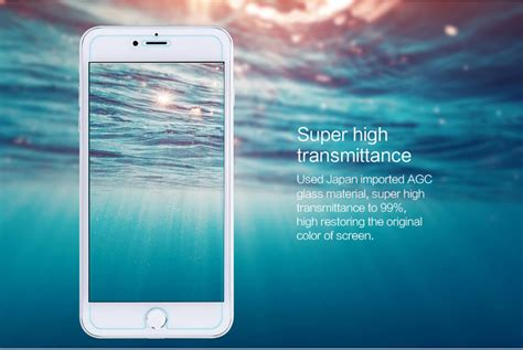 Tempered Glass Nillkin Iphone 6 47 Amazing H nillkin amazing h pro tempered glass screen protector for