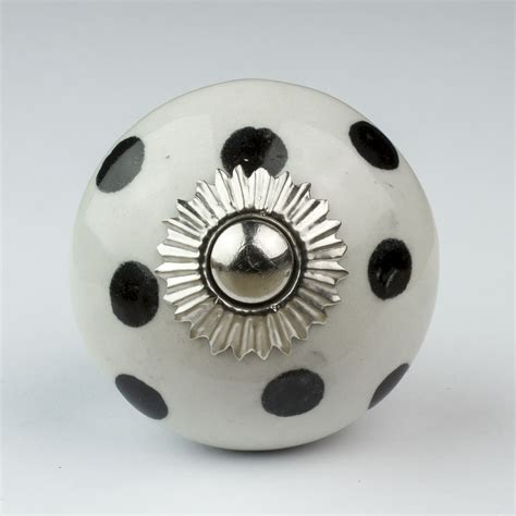 black and white knobs black white silver grey ceramic door knobs handles