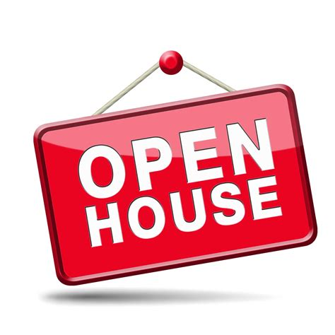 how to do an open house open houses this weekend