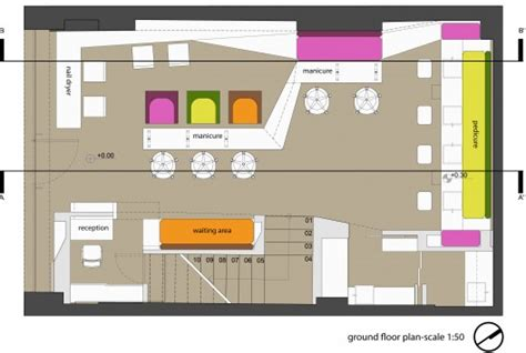 retail store floor plans viva la lima retail store omada architecture archdaily