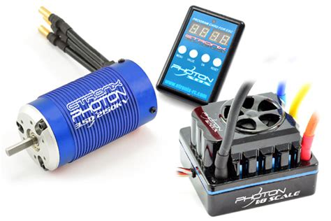 Jual Esc Brushless Sky Rc 120 A With Hyper Boster etronix photon sbs 120a 1 8 brushless system
