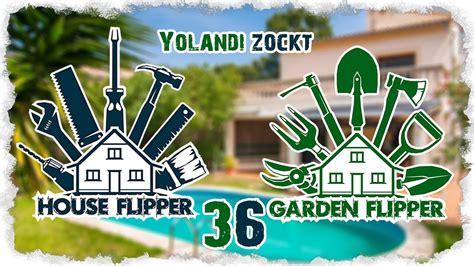 lets play house flipper garden flipper  baebaemm