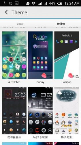 miui themes for lenovo rom miui lenovo custom updated add the 05 10 2015 on