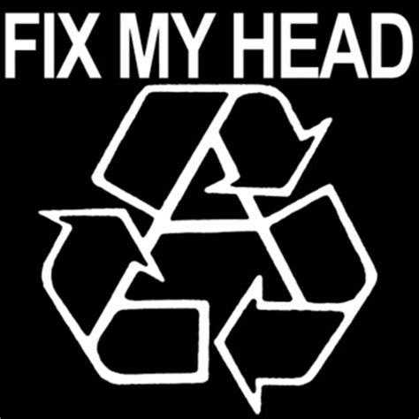 george rager fix my recycled resistance logo