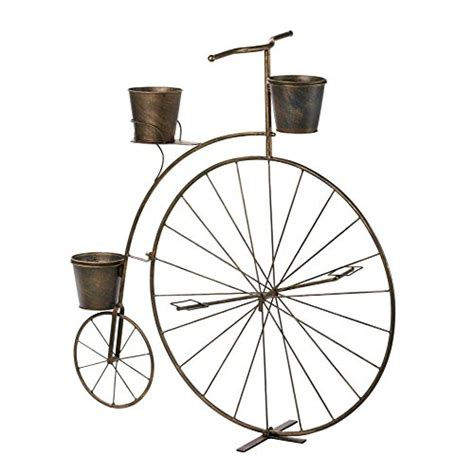 Bicycle Planter Stand fashioned bicycle plant stand planter display garden decor in the uae see prices reviews