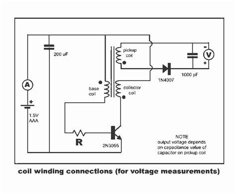 joules thief circuit diagram free energy circuit page 2 power supply circuits next gr