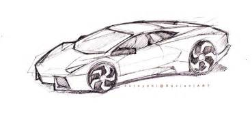 Drawing Of A Lamborghini Lamborghini Uncoloured By Kuroyobi On Deviantart