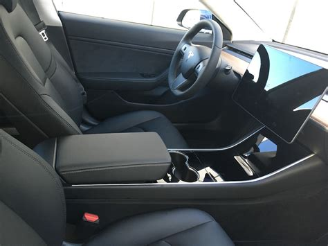 tesla model 3 interior seating model 3 interior teslarati com