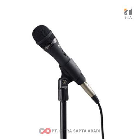 Mic Toa Microphone Toa Zm 270 By Dealer Toa Jakarta toa zm 270 citra sapta abadi