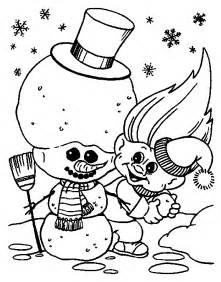 troll coloring pages kids coloringpagesabc