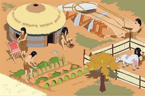 imagenes de la era neolitica prehistoria para ni 209 os contada paso a paso