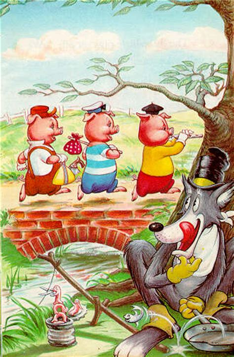the three little pigs on the web page 2