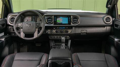 toyota tacoma interior 2017 gallery 2017 toyota tacoma trd pro interior autoweek