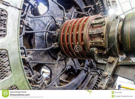 induction motor to ac generator machines royalty free stock photos image 33747238