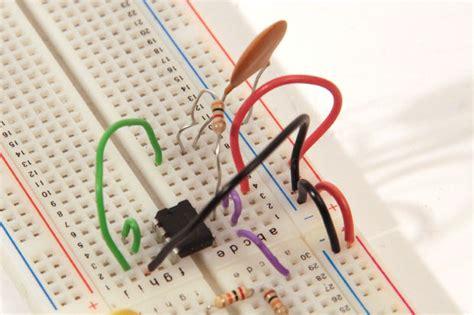 high pass filter breadboard arduino audio output 4